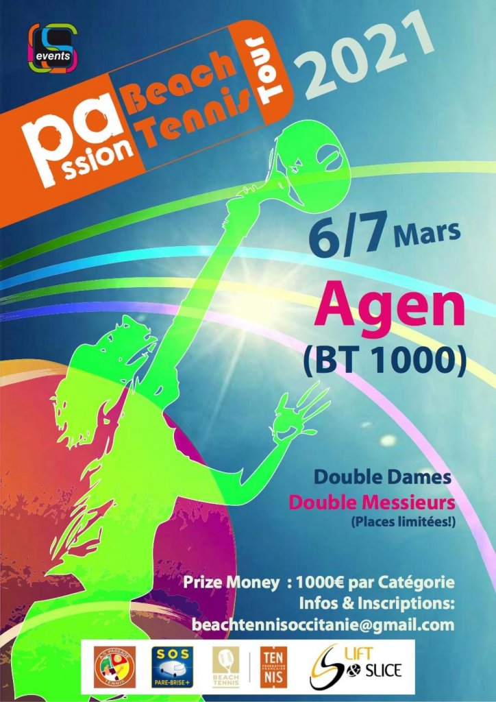 Tournoi de Beach Tennis Agen