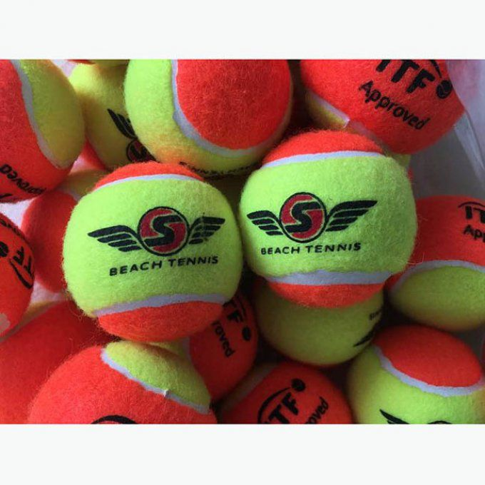 Balles de Beach tennis SEXY S BALL x 3