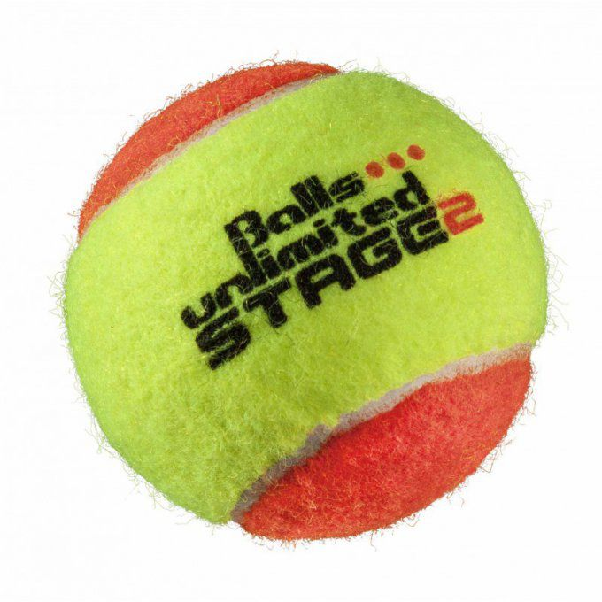 Balle de beach tennis UNLIMITED STAGE 2 x 3