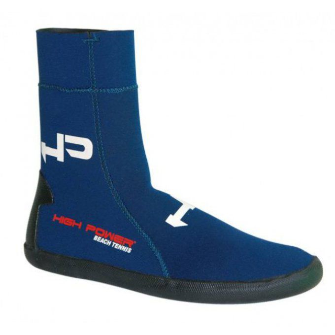 Chaussons de beach tennis HP NEOPRENE BLEU