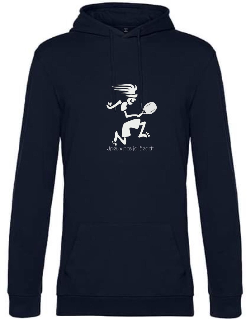 Sweat-shirt Beach Tennis Homme J'peux pas j'ai Beach