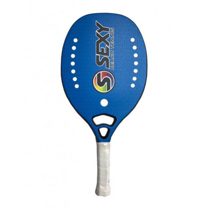 Raquette de Beach tennis SEXY HEX BLUE