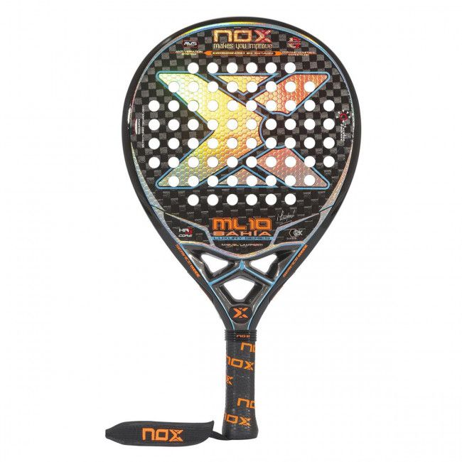 Raquette de Padel NOX ML 10 LUXURY BAHIA