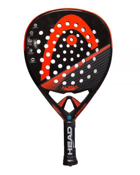 Raquette de padel HEAD XT ALPHA PRO LTD