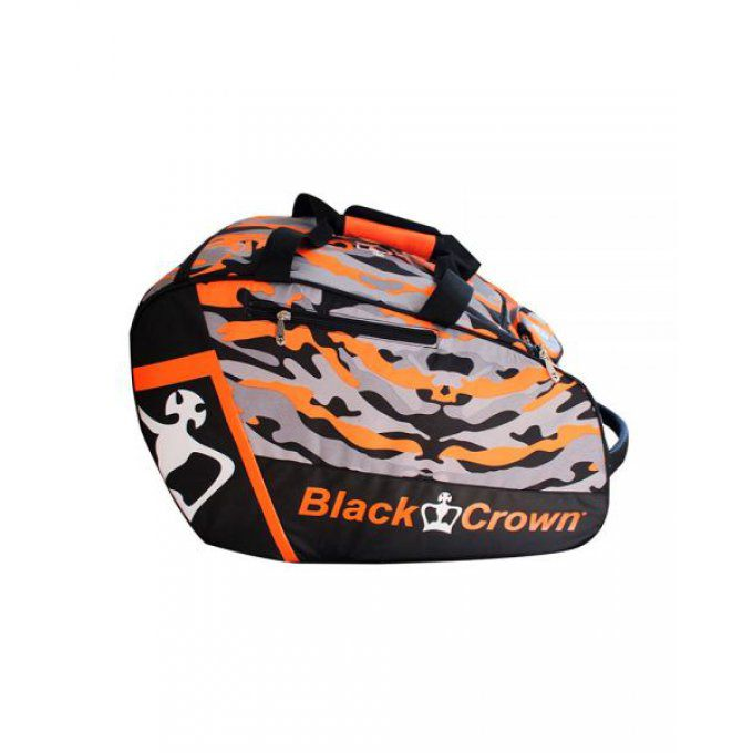 Sac de Padel BLACK CROWN WORK ORANGE