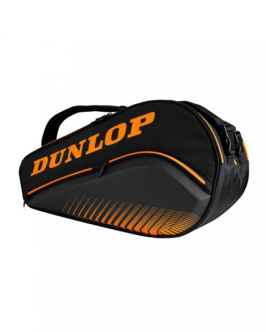 Sac de Padel DUNLOP TERMO ELITE NOIR/ORANGE